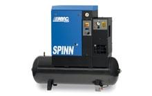 Винтовые компрессоры серии SPINN от ABAC